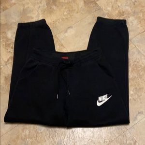 Nike sweatpants men's medium